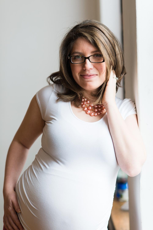 Pittsburgh Maternity Boudoir