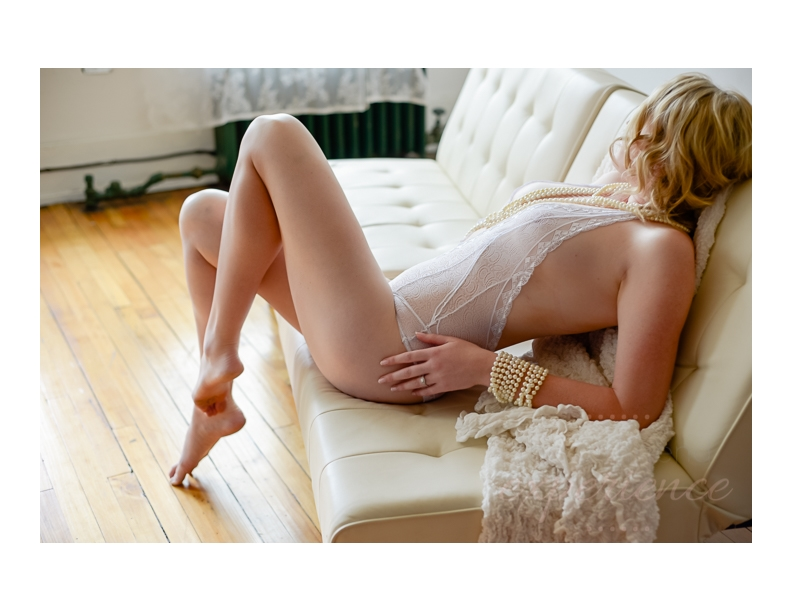 Pittsburgh Bridal Boudoir