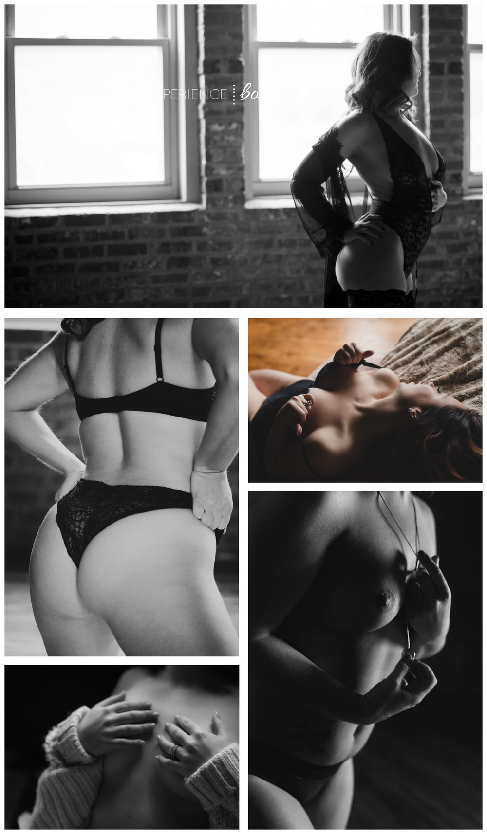 Pittsburgh Boudoir Photography