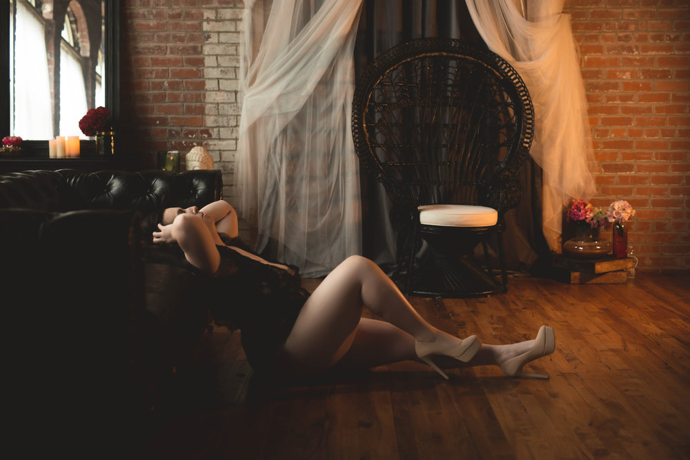 Boudoir Studio Pittsburgh