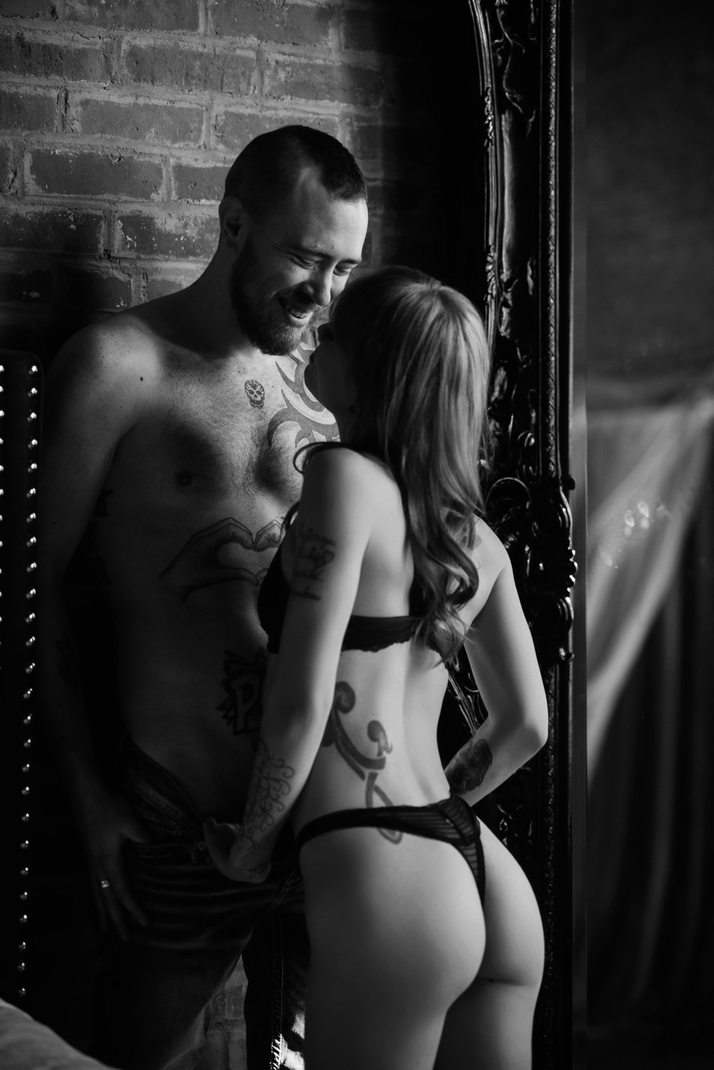 couples boudoir pittsburgh