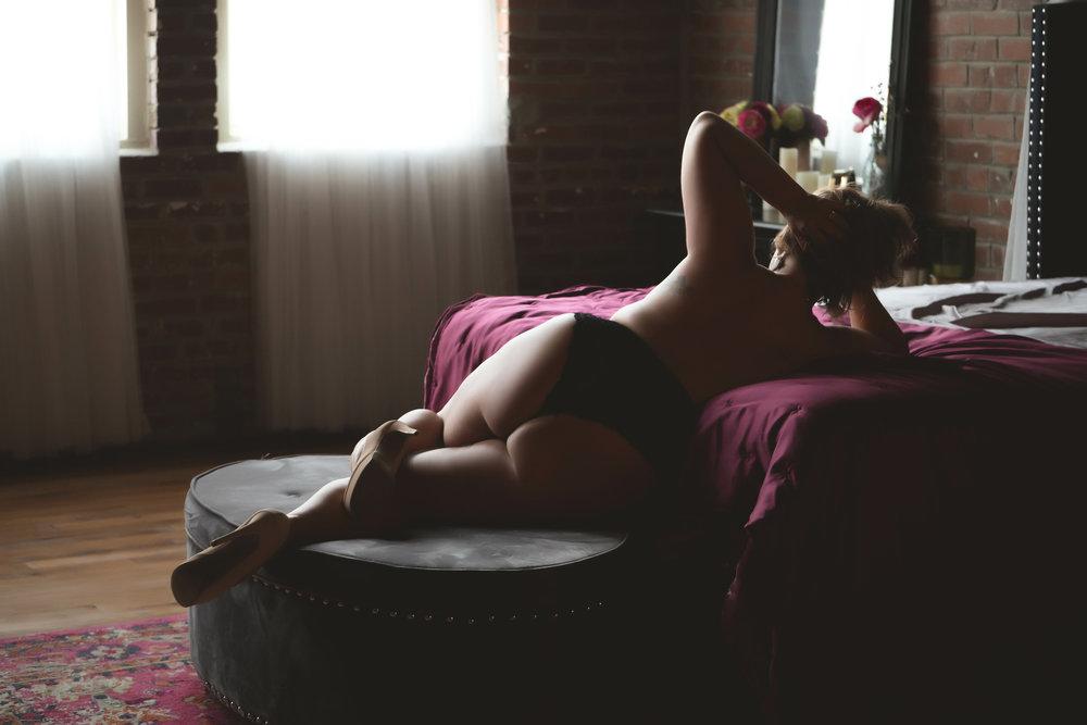 pgh boudoir photography studio