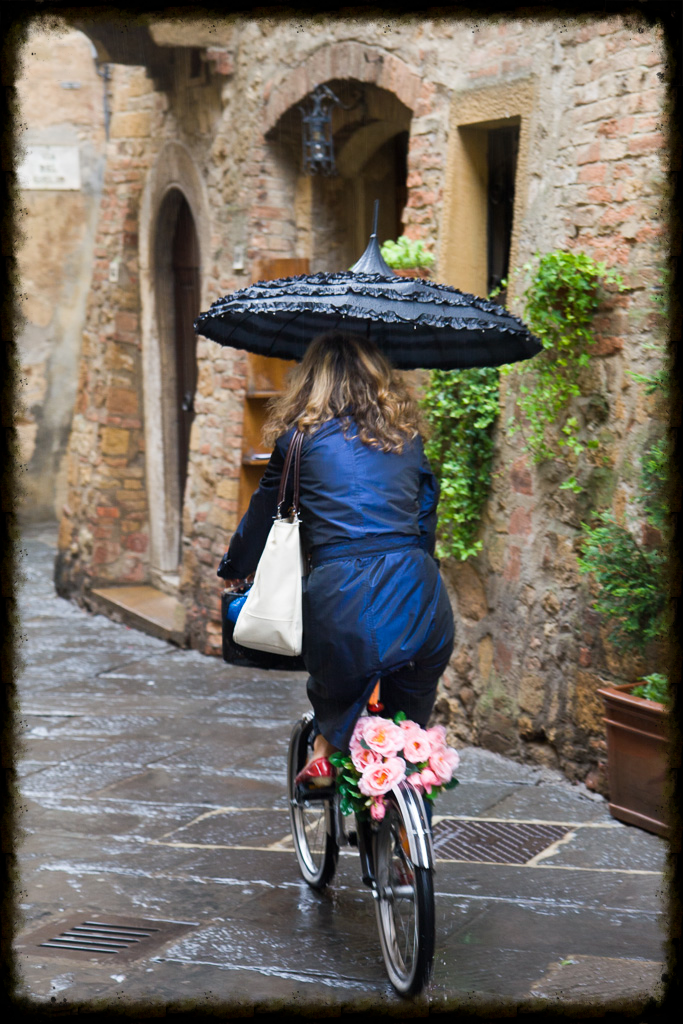 Pienza-Italy