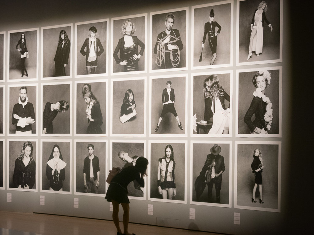 The Little Black Jacket Exhibition - Karl Lagerfeld