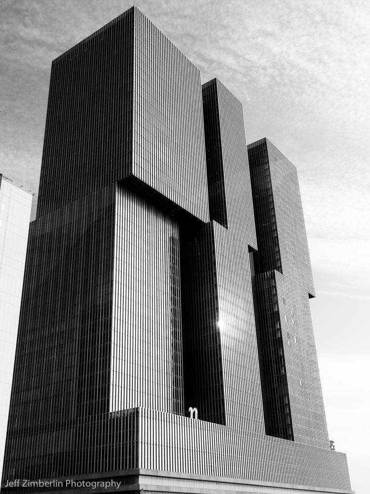 Rotterdam Building
