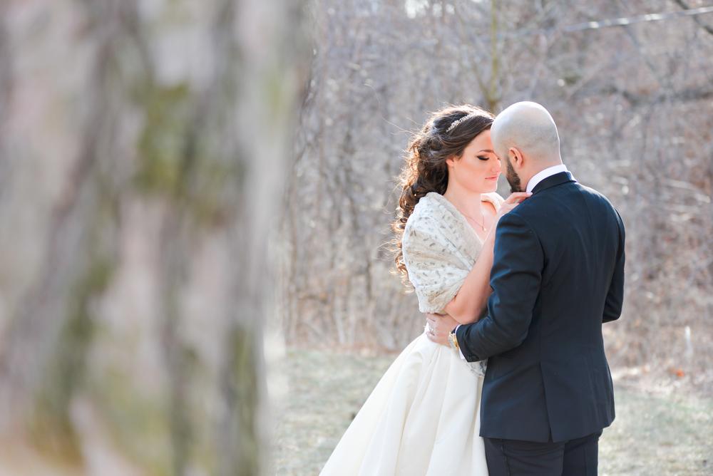 Toronto Winter Wedding