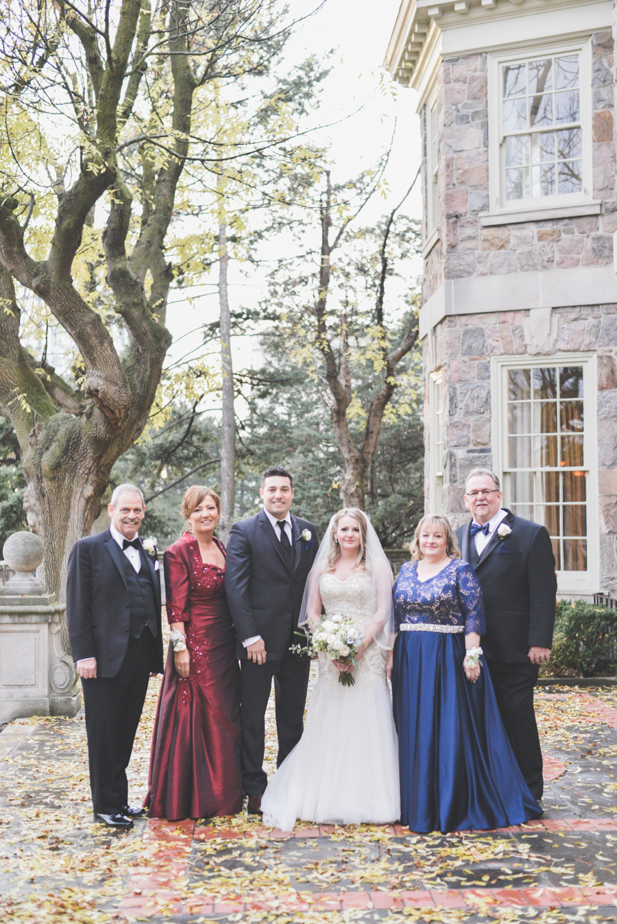 Family Wedding Photo - Graydon Hall