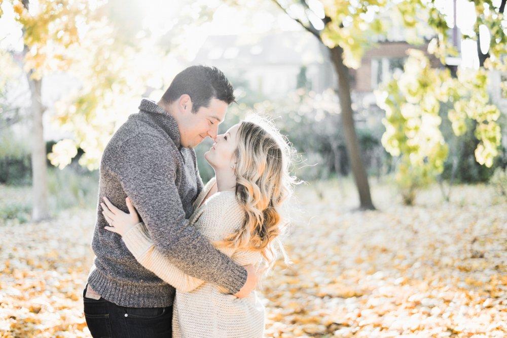 Engagement shoot clothes