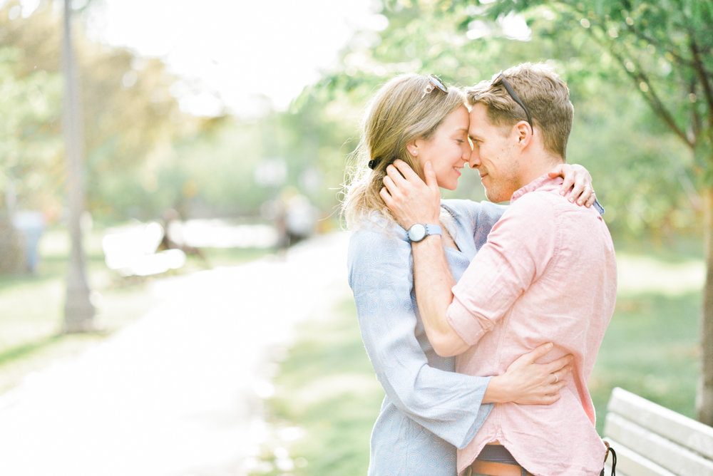 Trinity Bellwoods Engagement Session
