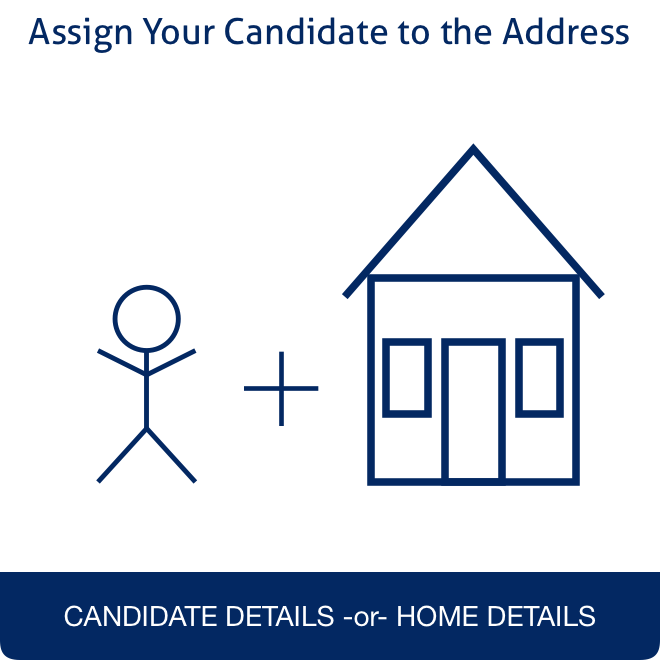 assign candidate