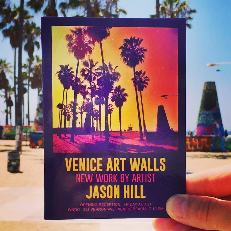 2015 / Venice Art Walls — Jason Hill Design
