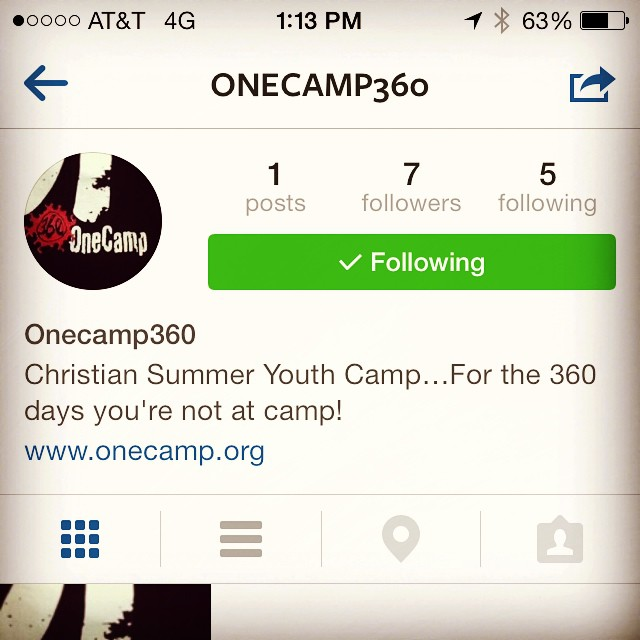Already missing the folks of @onecamp360! What a great week #onecamp360