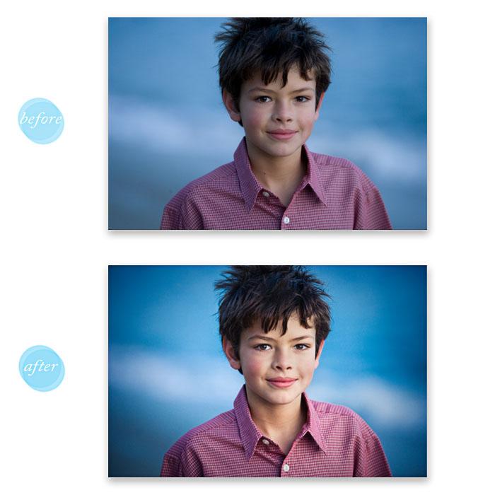 Adobe Camera RAW only, no Photoshop. (GCP)