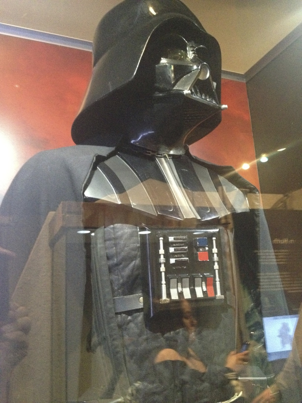 Episode IV Darth Vadar Costume