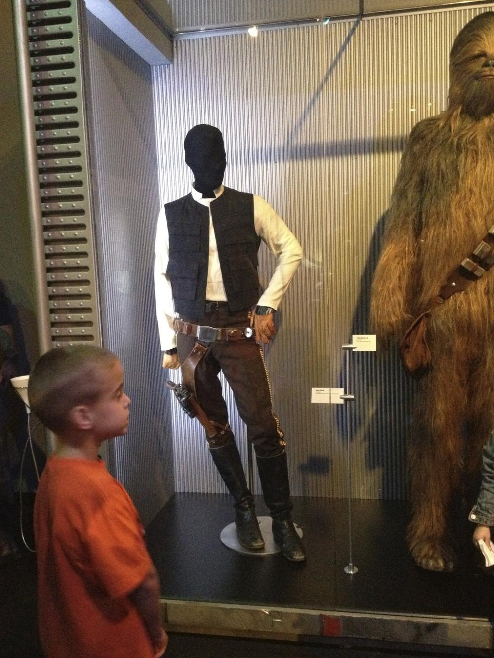 Han's Costume