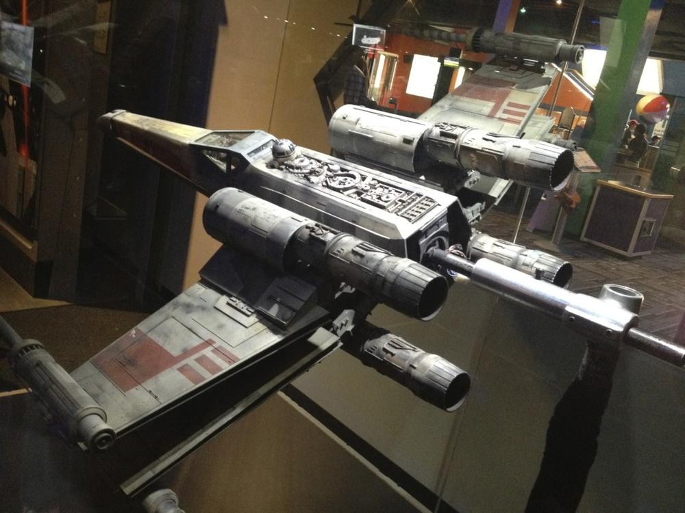 X-wing 3