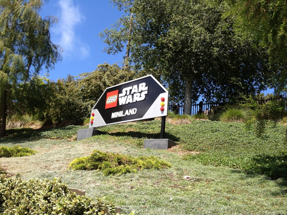 Lego Star Wars in Carlsbad, California