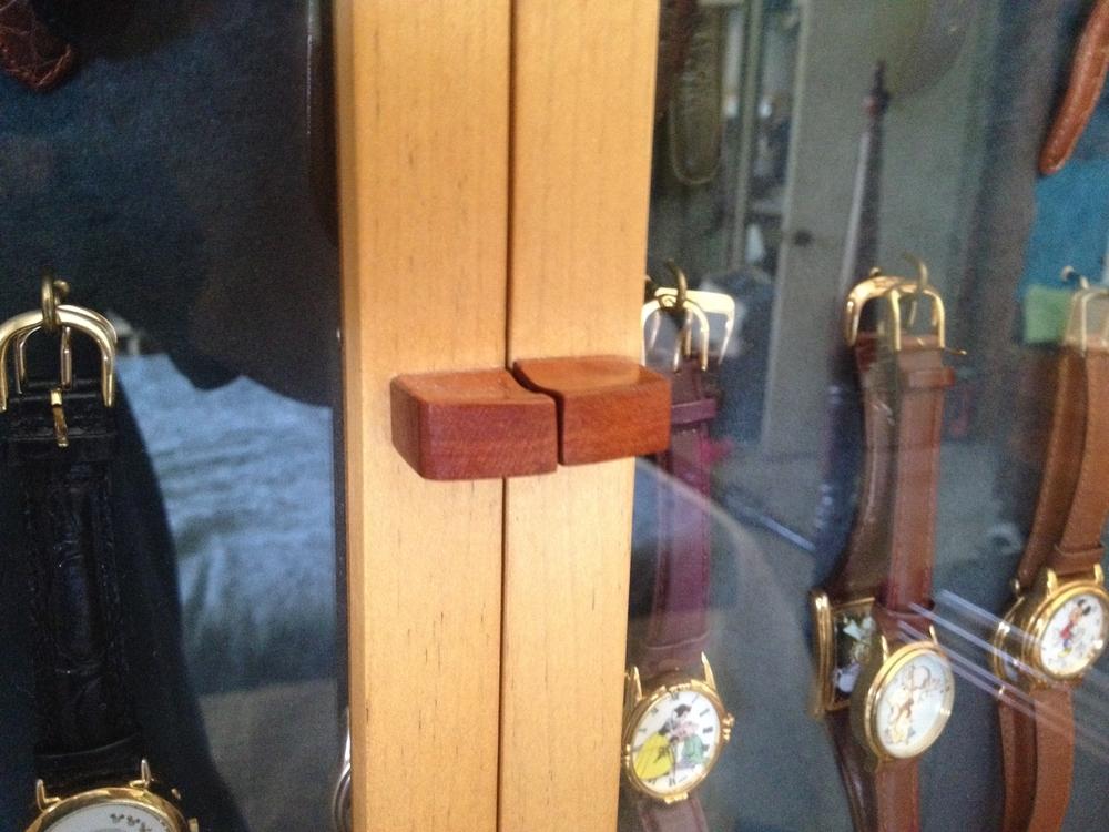 Alisa's Watch Cabinet