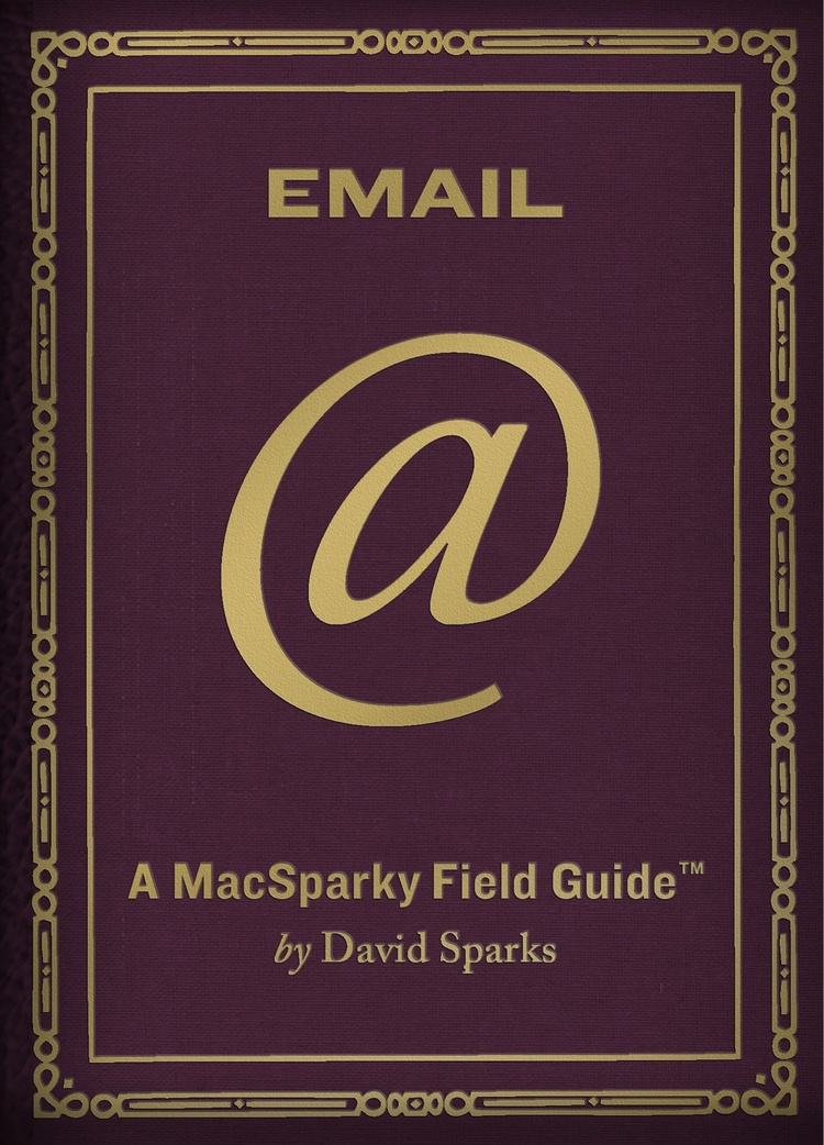 MacSparky Email Field Guide Cover.jpg