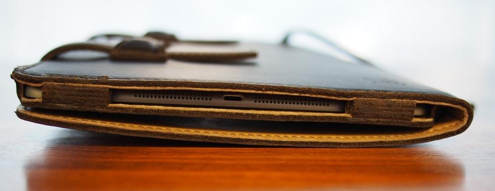 The Saddleback Leather Ipad Air Case Macsparky