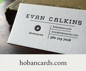 Sponsor: Hoban Cards