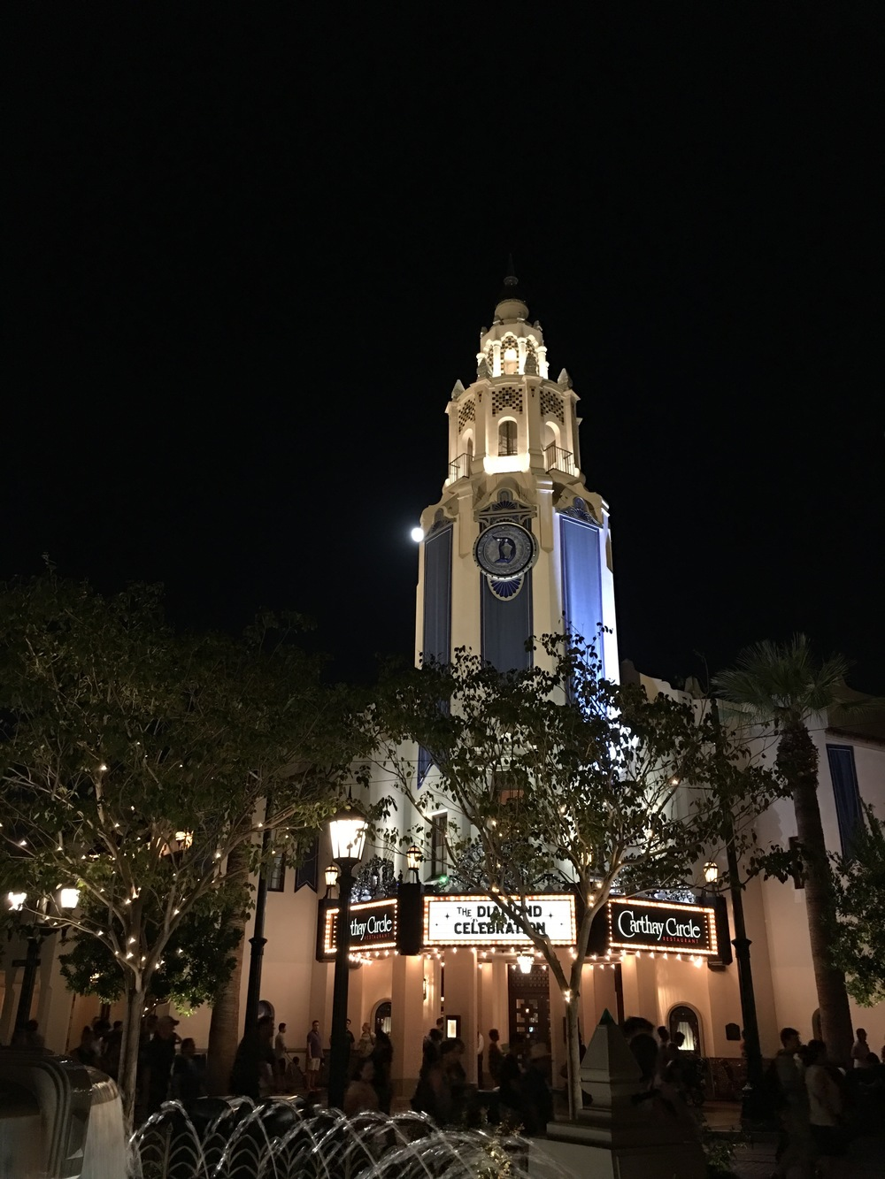 iPhone 6s Plus Carthay Circle