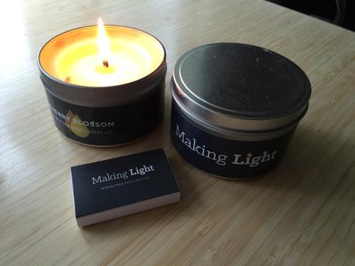 Sponsor: Middle Davids Candles
