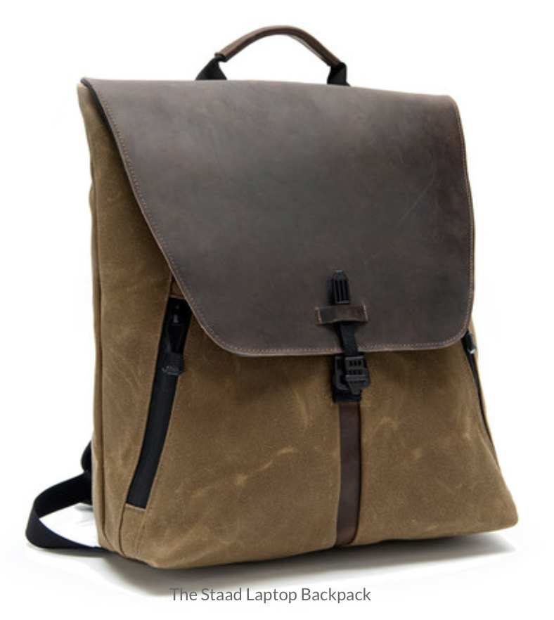 The Waterfield Staad Backpack