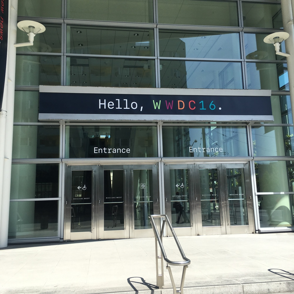 Welcome to WWDC