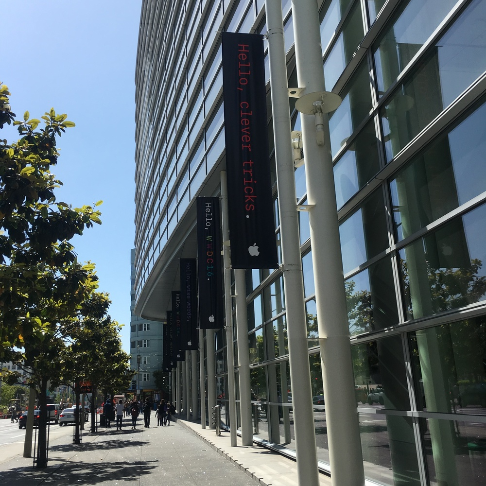 More Moscone Signage