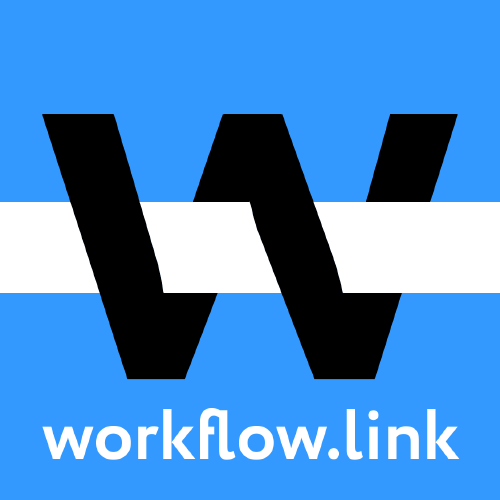 Sponsor: workflow.link Your projects, workflows and goals as diagrams.