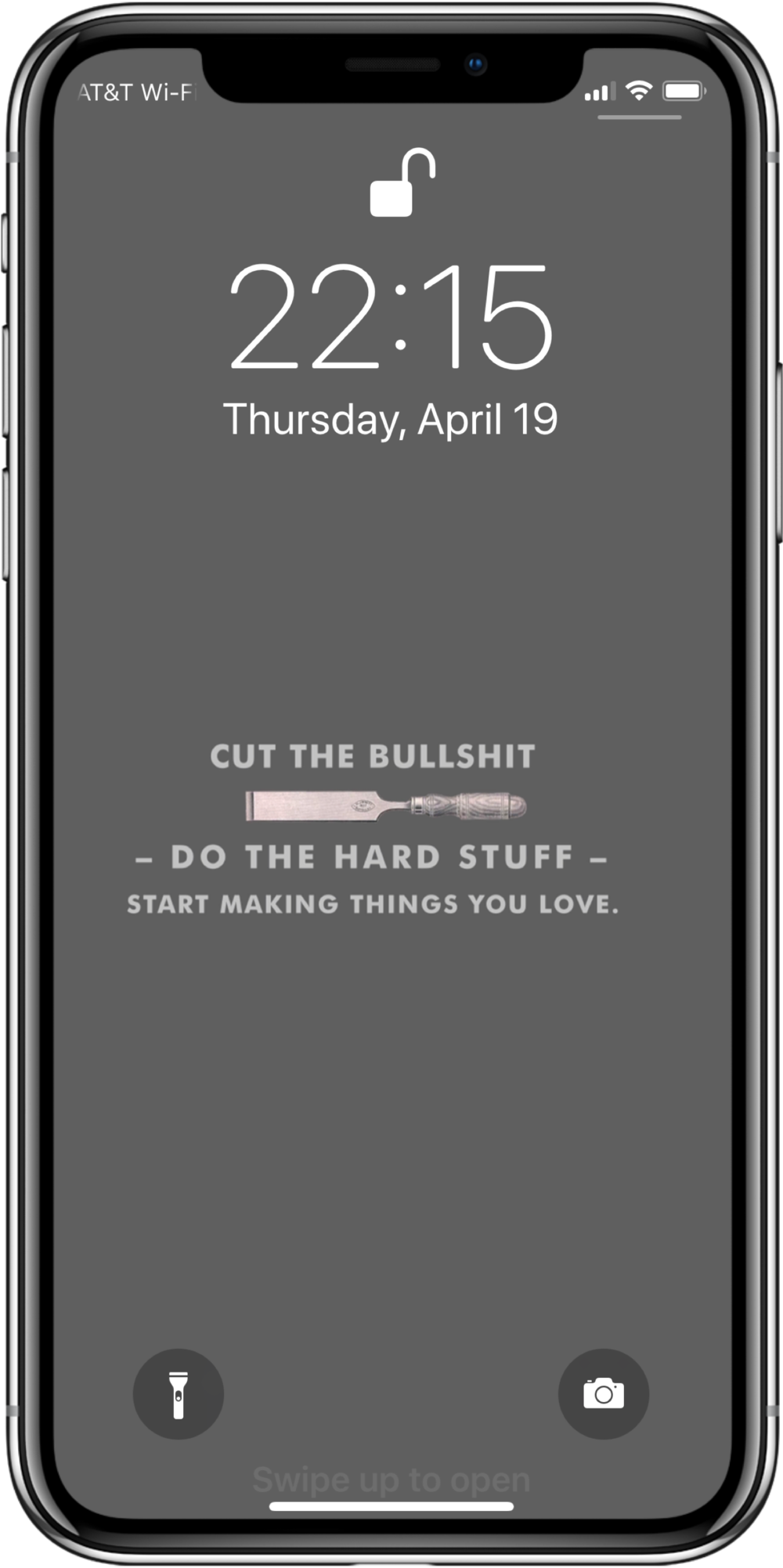 Sparky's lock screen.png