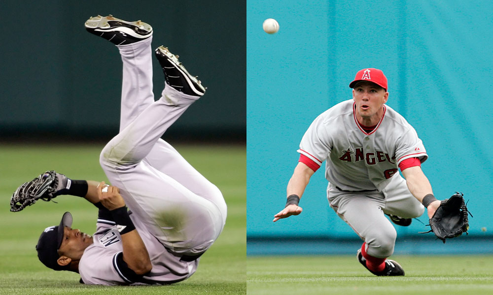Diving Catches