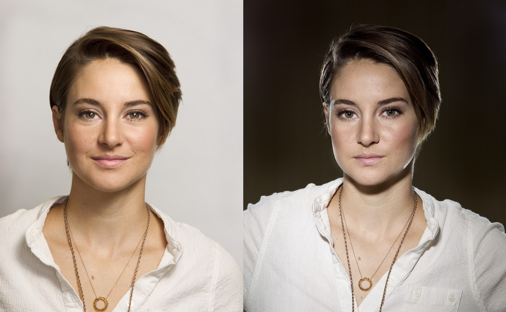 Divergent looks for Shailene Woodley.