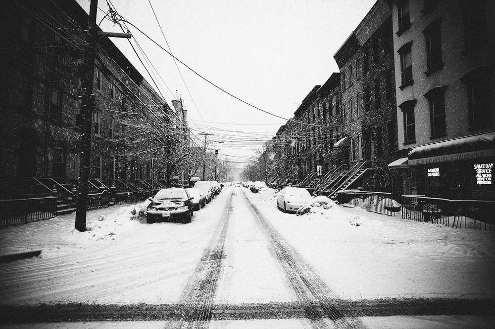 Snow - Hoboken, NJ