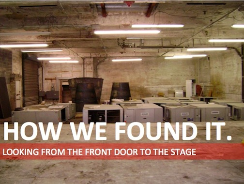 4HOW WE FOUND IT - FRONT DOOR TO THE STAGE.jpg