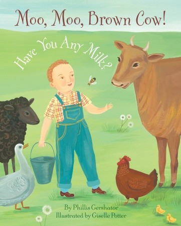 Moo Moo Brown Cow For Poetry Friday Bookstogether
