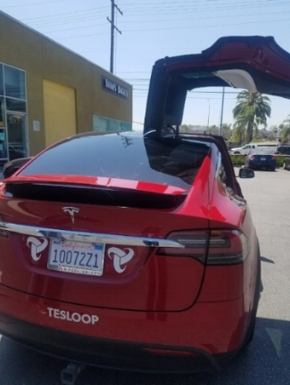 Couldn't miss this Tesloop!