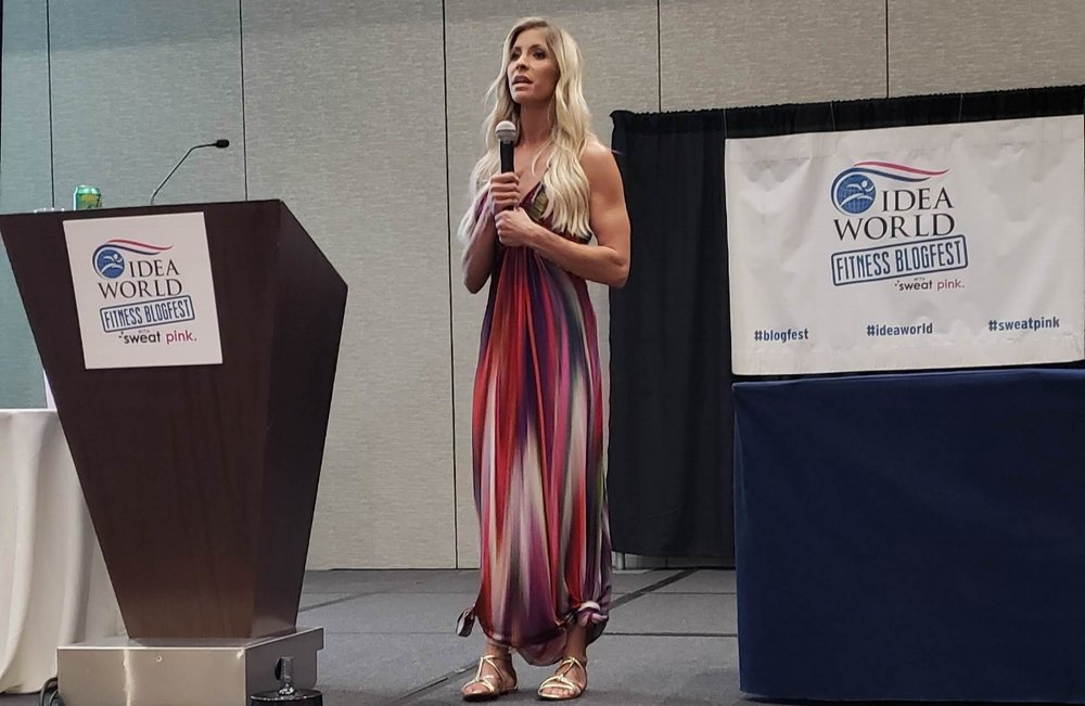 The Amazing Heidi Powell!             Photo Courtesy of Carleeh Mulholland