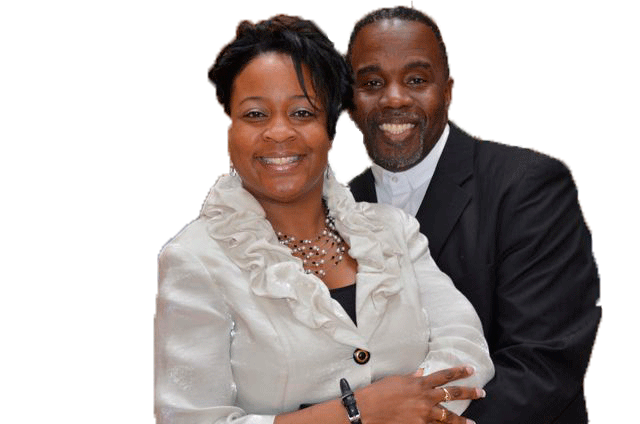 Pastor & Co-Pastor Troy and Gloria ingram