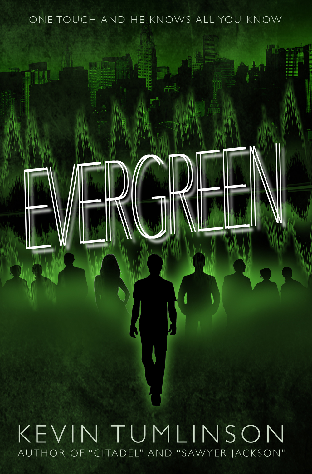 Pick up your copy of Evergreen now, for a special limited time introductory price of just $2.99, only on Amazon Kindle!