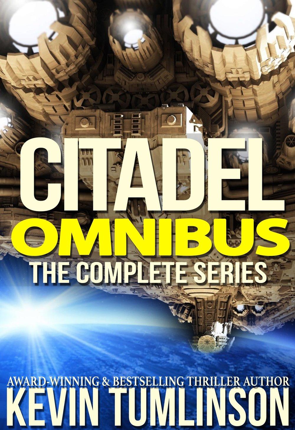 Citadel: Omnibus - THE COMPLETE SERIES