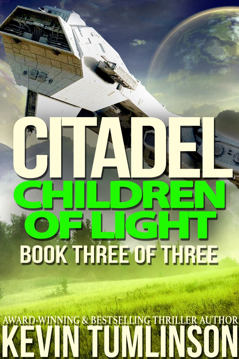 Children of Light - CITADEL: BOOK THREE