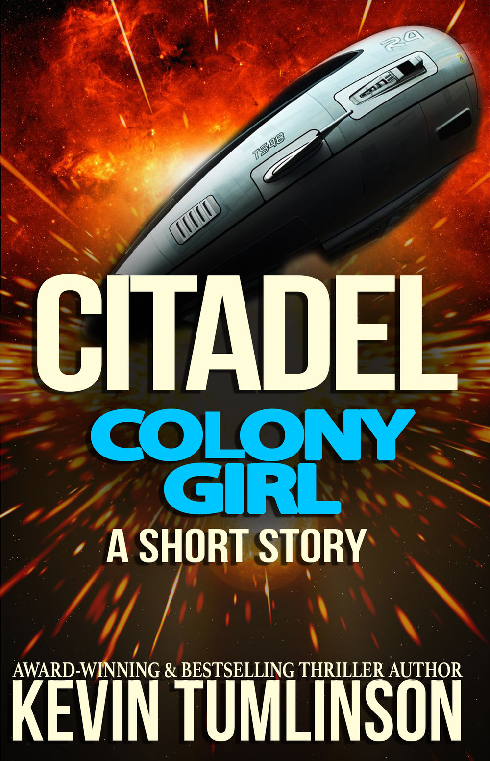Colony Girl - A CITADEL UNIVERSE STORY