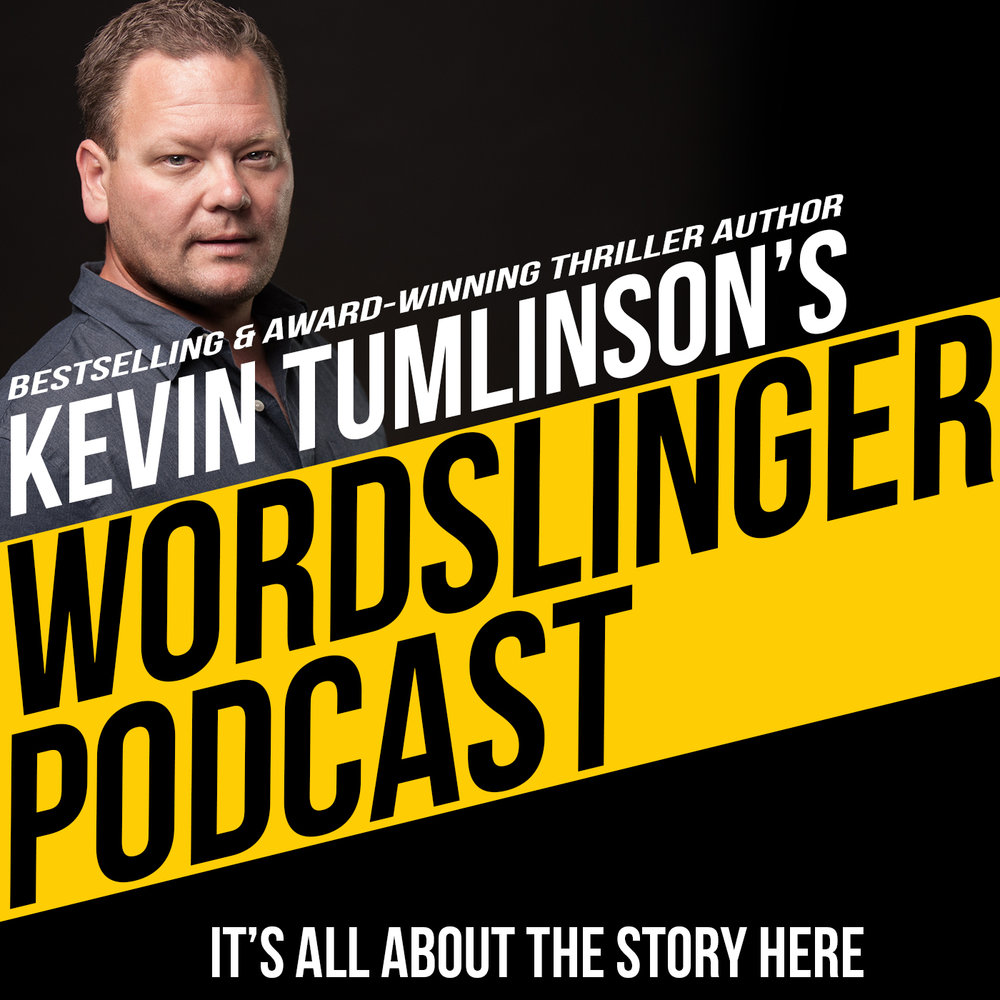inform and inspire.Educate and Entertain. - Every week thriller author Kevin Tumlinson talks to new guest about their life, their work, and their story. With tips for indie authors and self-publishers, the Wordslinger Podcast helps will-be authors to start, build, and grow their writing careers. Visit the Wordslinger Podcast Archive for back episodes.