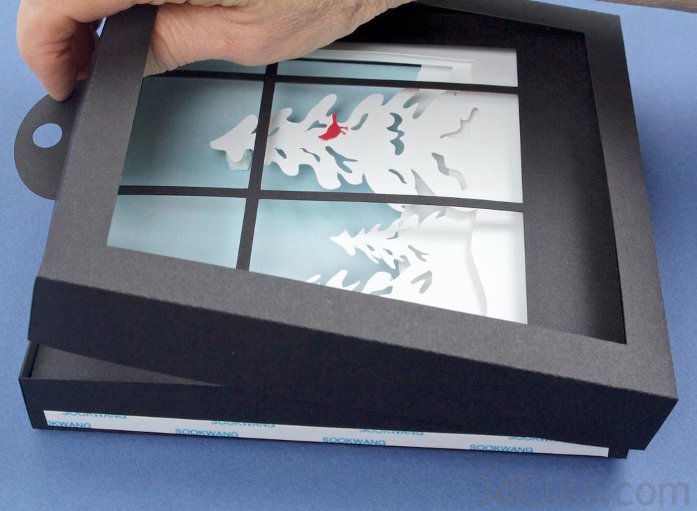 Slide Frame 1 over frame 5.