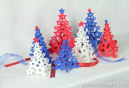 Star trees by 3d cuts
