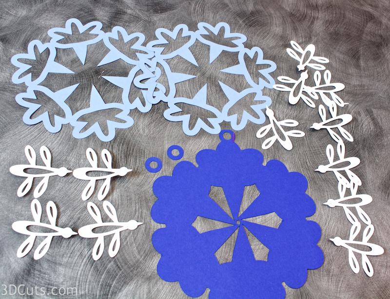 Folk Art Snow Flake Ornament by 3dcuts 1.jpg