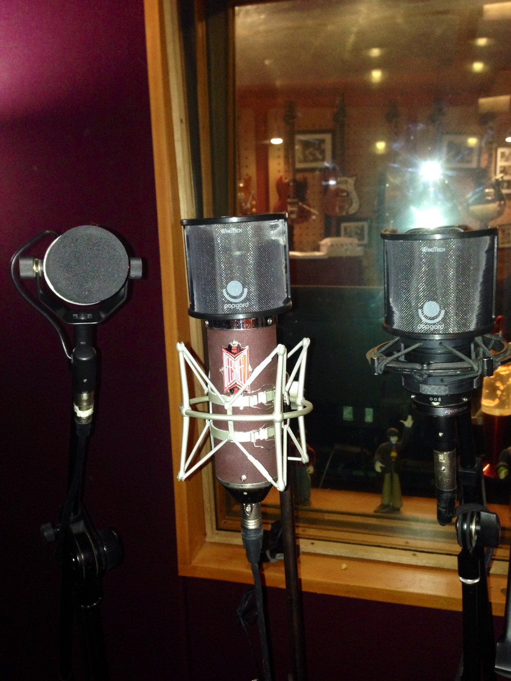 Introduction to the Recording Studio