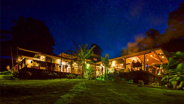 Our retreat centre by night ✨Our retreat centre by night ✨